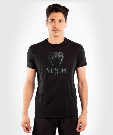 Venum Classic T恤 - 黑/黑
