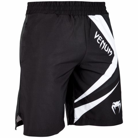 Venum Contender 4.0 训练短裤 - 黑/灰-白