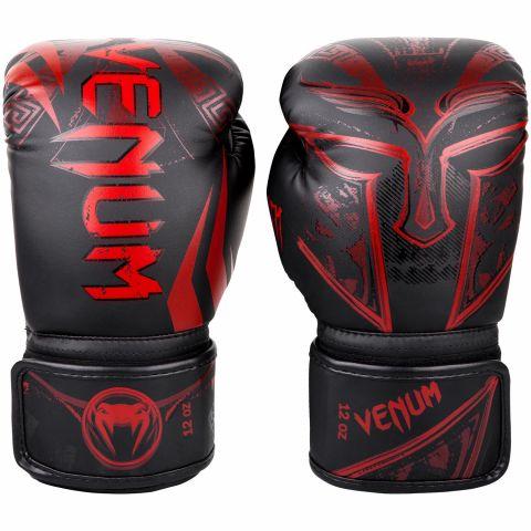Venum Gladiator 3.0拳击手套-黑色/红色