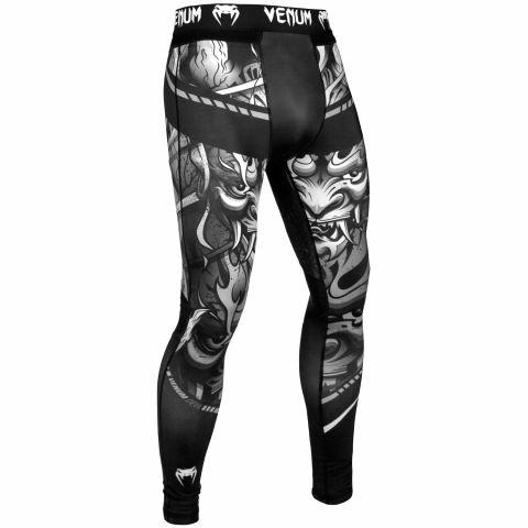 Venum Devil 防磨裤 - 白/黑
