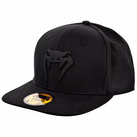 Venum Classic 可调节帽子 - 黑/黑
