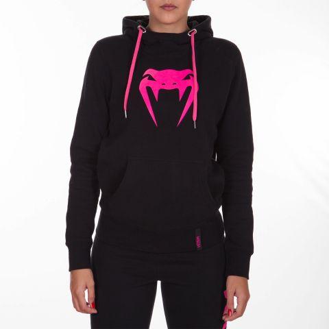 Venum Infinity连帽衫-黑色/粉红色