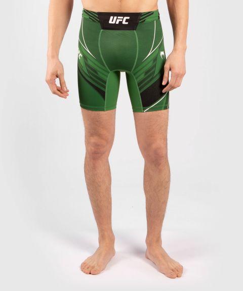 UFC VENUM AUTHENTIC搏斗之夜男士VALE TUDO短裤-贴身剪裁 - 绿色
