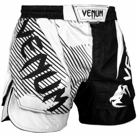 Venum NoGi 2.0 搏击短裤 - 黑/白