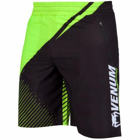 Venum Training Camp 2.0 训练短裤 - 黑/荧光黄