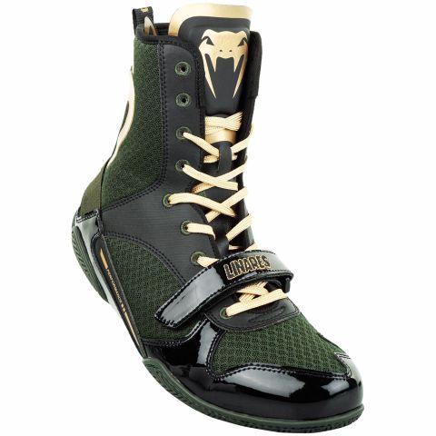 Venum Elite Evo Linares版拳击鞋