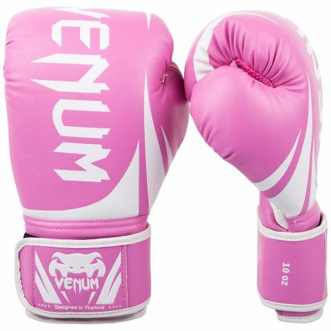 Venum Challenger 2.0拳击手套-粉色