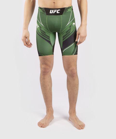 UFC VENUM PRO LINE男士VALE TUDO压力短裤 - 绿色