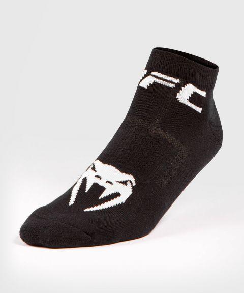UFC VENUM格斗周男女通用性能袜(一双)- 黑色的