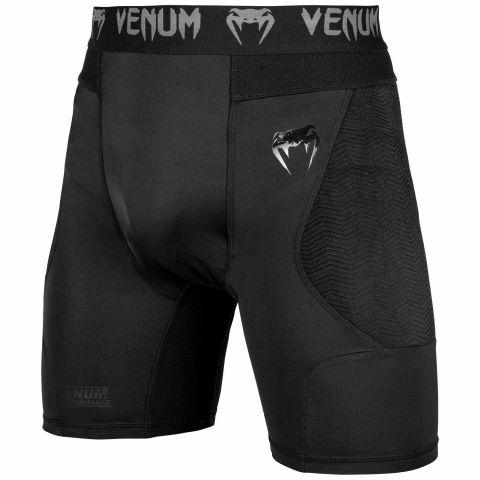 Venum G-Fit 压缩短裤 - 黑