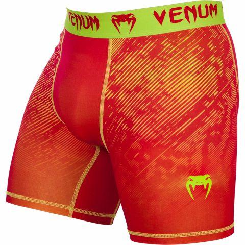 Venum Fusion压缩短裤-橙色/黄色