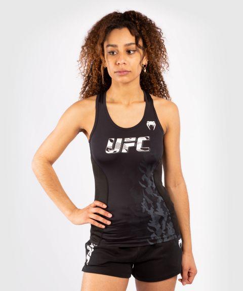 UFC VENUM AUTHENTIC格斗周女装功能背心 - 黑色的
