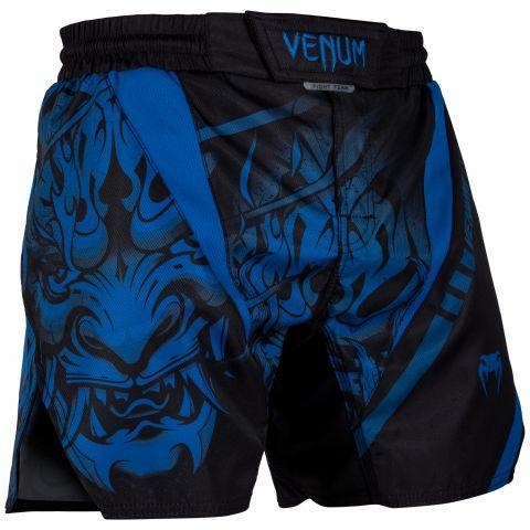 Venum Devil 搏击短裤 - 海军蓝/黑