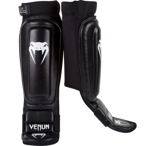 Venum 360 综合格斗护胫-黑色