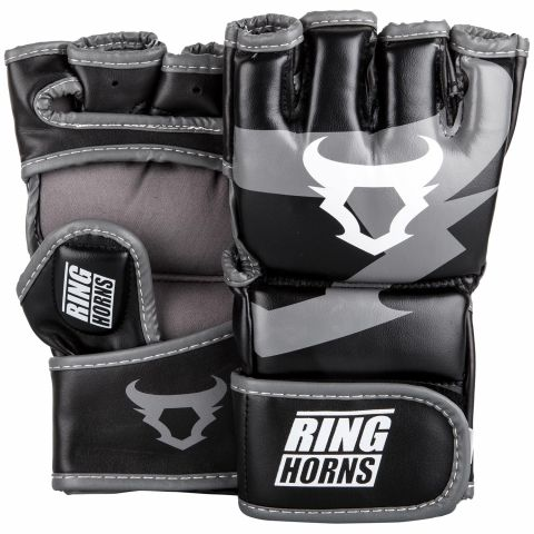 Ringhorns Charger MMA 手套 - 黑