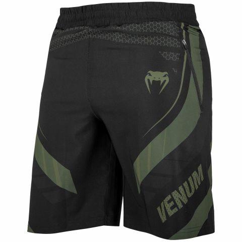 Venum Technical 2.0 训练短裤 - 黑/卡其 - 专属