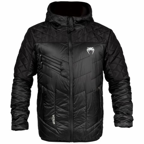 Venum Elite 3.0 羽绒服 - 黑 -专属