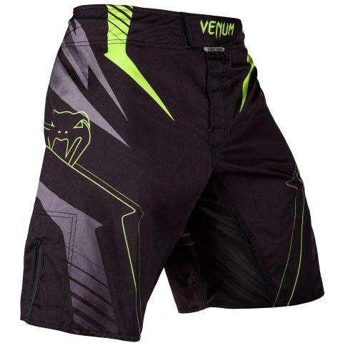 Venum Sharp 3.0短裤-黑色/新黄色