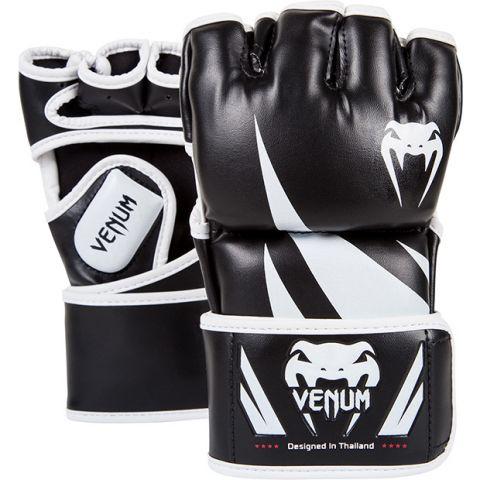 Venum Challenger 综合格斗手套-黑色