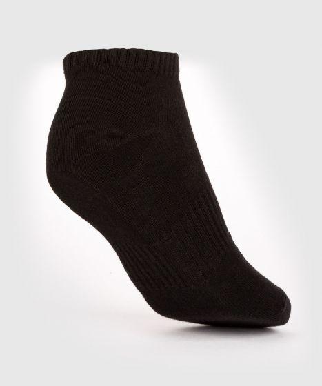 Venum Classic 浅口袜三双 - 黑色/白色