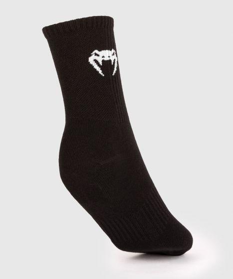 VENUM Classic 中筒袜子 - 黑色/白色