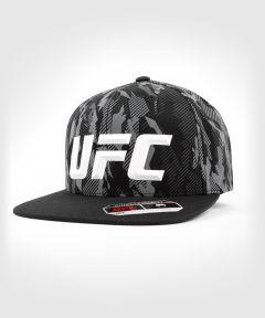 UFC VENUM AUTHENTIC FIGHT WEEK男女适用帽子 - 黑色的