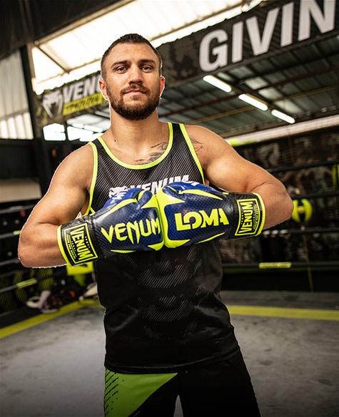 Hammer boxing gloves