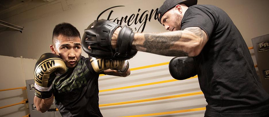Shield Pro Boxing